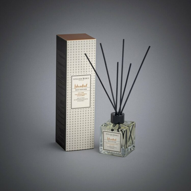 Istanbul Scented Bamboo Stick Air Freshener - Atelier Rebul