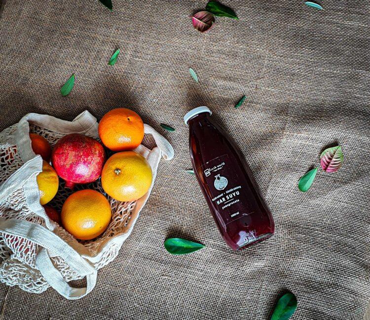 Turkish Daily Freshly Squeezed Pomegranate Juice - Fresh World