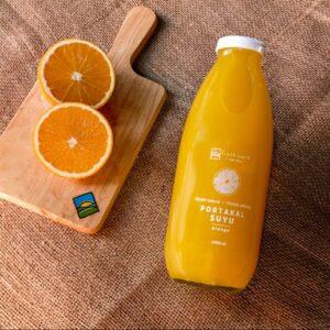 Turkish Daily Freshly Squeezed Orange Juice - Fresh World