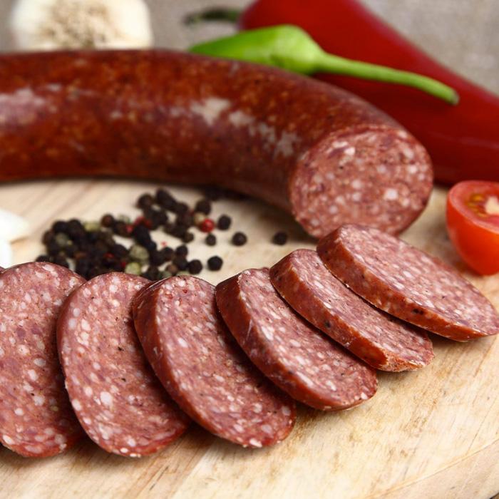Turkish Sucuk Kangal (Sujuk) - Less Spicy