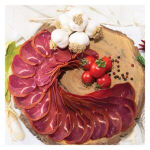 Turkish Beef Pastırma (Basturma) Original - Ikbal