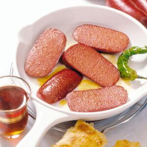 Turkish Sucuk Finger (Sujuk) Beef Fermented - Ikbal