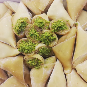 Turkish Dried Fruit Pulp with Pistachio - Muska (Daily Fresh)