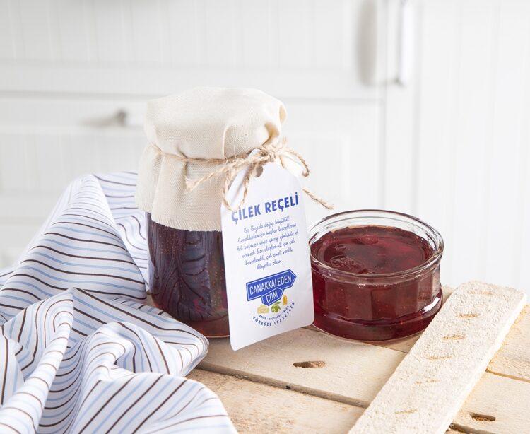 Turkish Diabetic No Additive Strawberry Jam