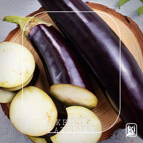 Turkish Natural Belt Eggplant