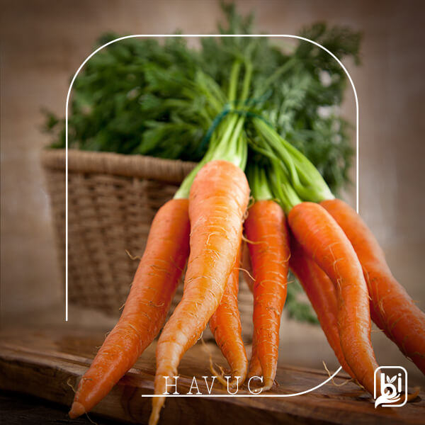 Turkish Natural Carrot