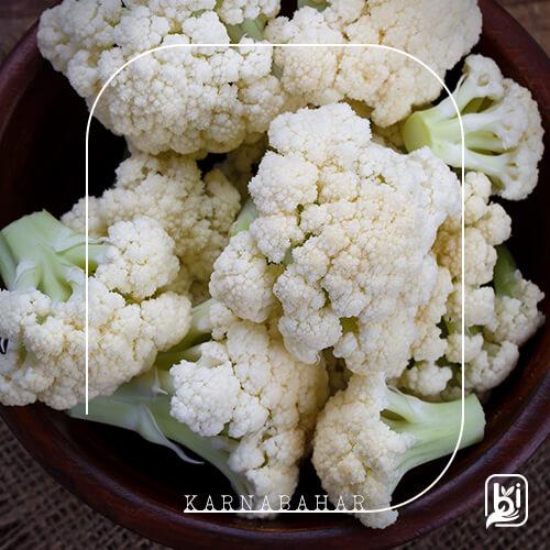 Turkish Natural Cleaned Cauliflower