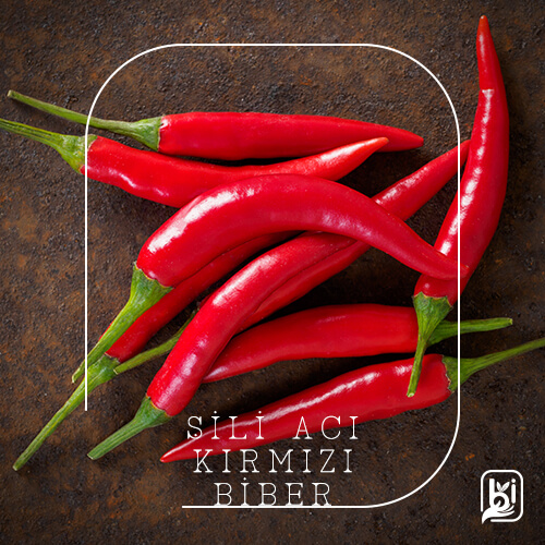 Turkish Natural Hot Red Pepper