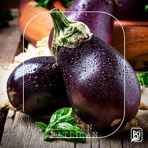 Turkish Natural Mini Eggplant