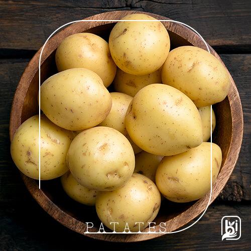 Turkish Natural Potato