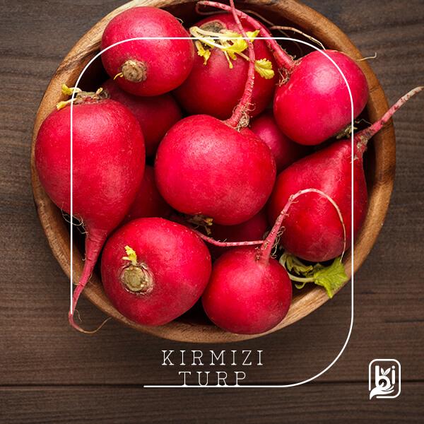 Turkish Natural Red Radish