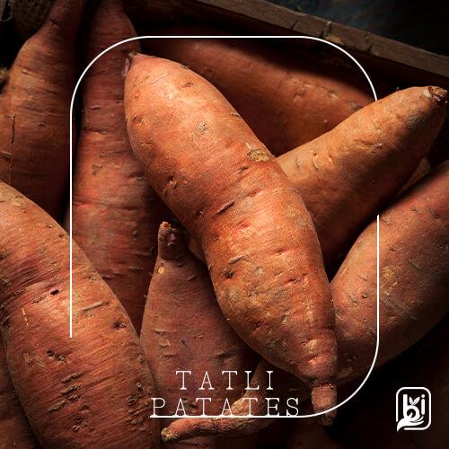 Turkish Natural Sweet Potato (Red Potato)