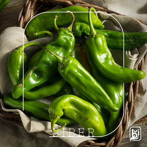 Turkish Natural Village Pepper (Sweet)