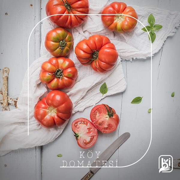 Turkish Natural Village Tomato