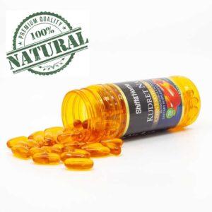 Turkish Herbal Supplement-Momordica Charantia Capsules/1000 mg