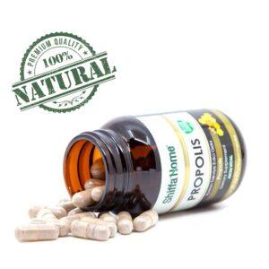 Turkish Herbal Supplement-Propolis Capsules/470 mg