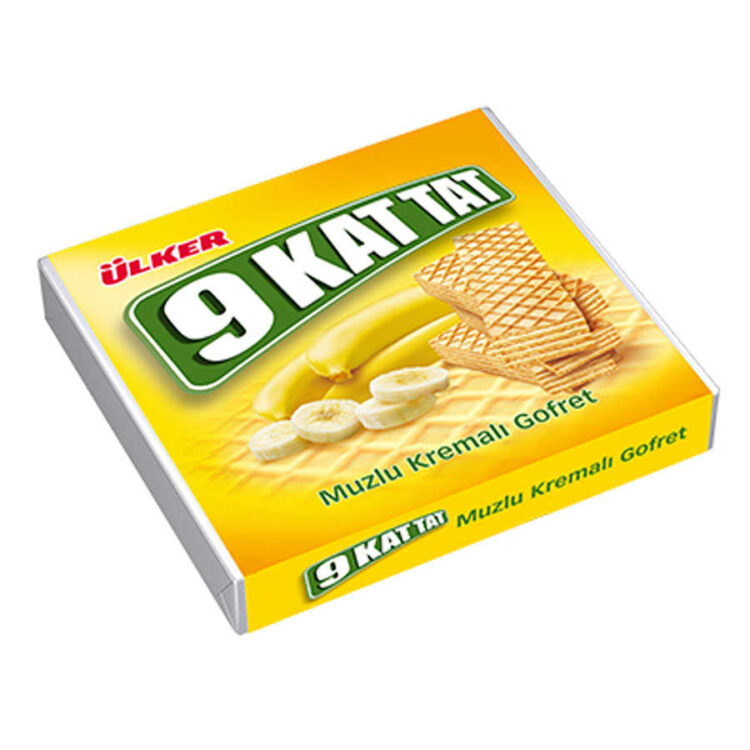 Turkish Cream Wafers-Nine Layers