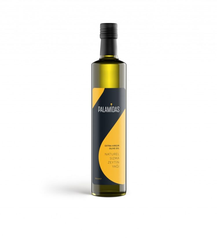 Turkish Cold Pressed Natural Extra Virgin Olive Oil - Palamidas