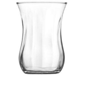 Lav Turkish Tea Glass Set-Classic (12pcs)