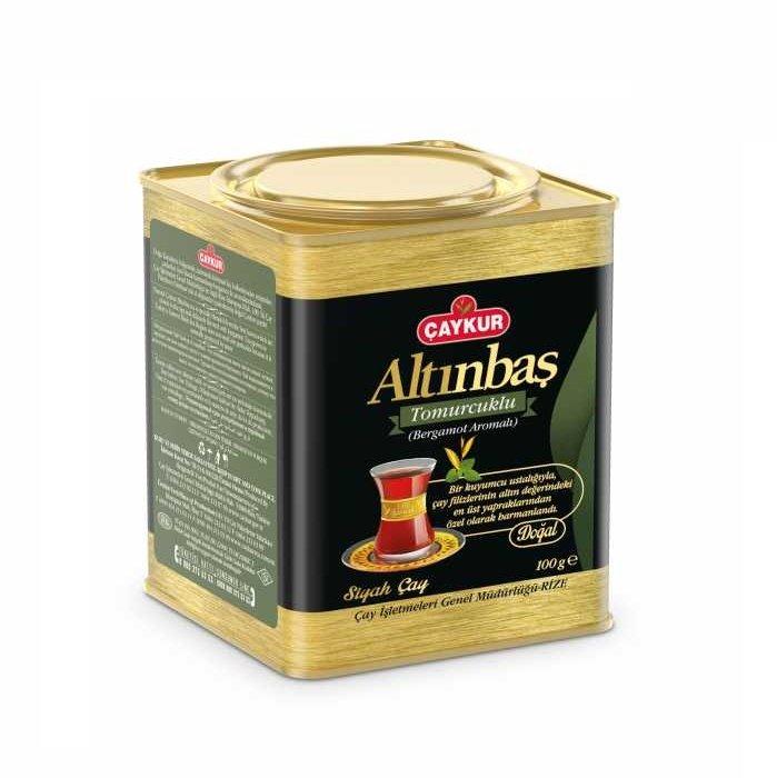Turkish Black Tea (Altınbaş Earl Grey)