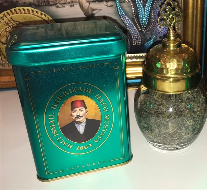 Turkish Natural Green Tea (Hafız Mustafa)