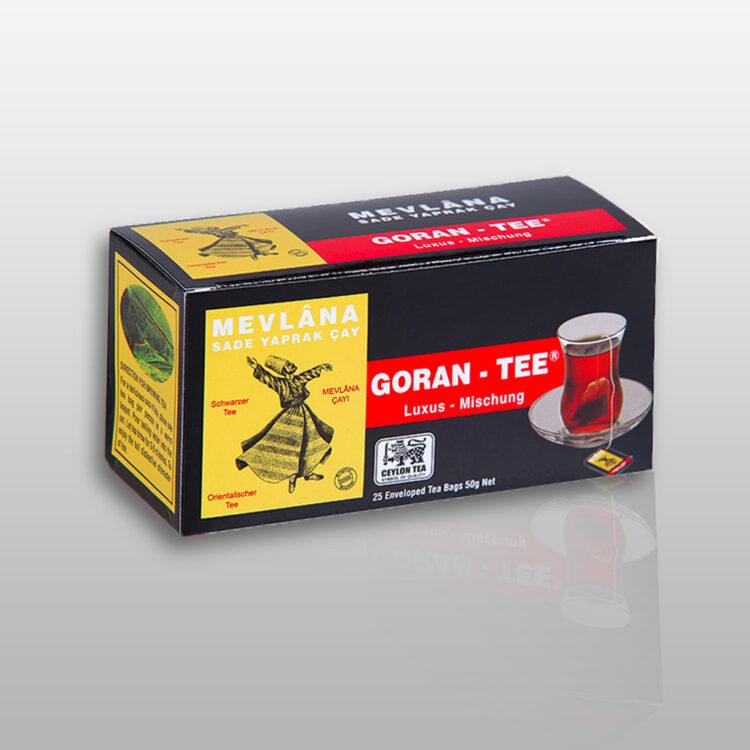Mevlana Tea Bag (Goran Tee) 25 Bags