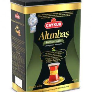 Turkish Black Tea (Altınbaş Bergamot Flavored)