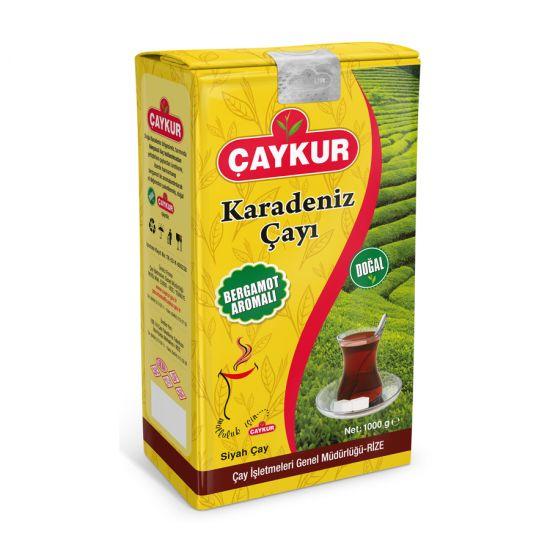Turkish Black Tea (Black Sea Bergamot Flavored)