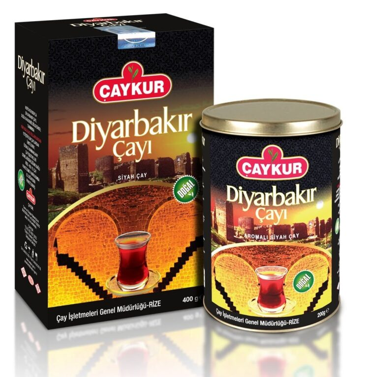 Turkish Black Tea (Diyarbakır)