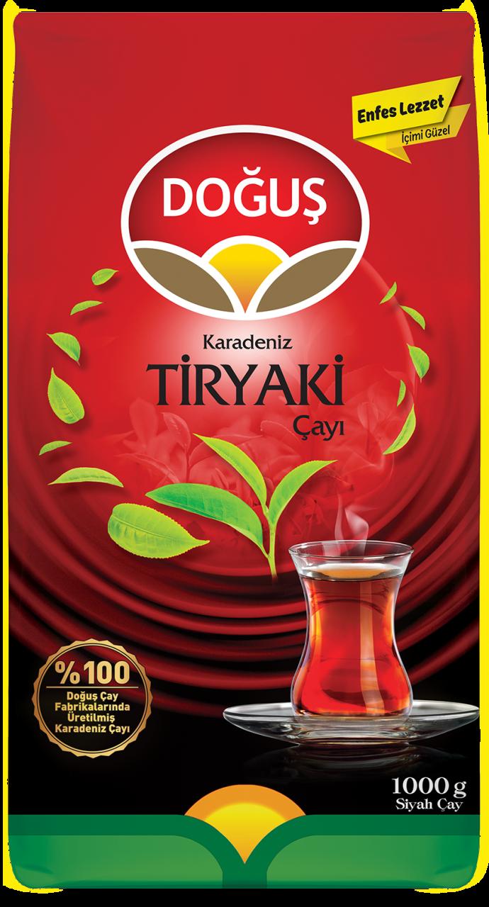 Turkish Black Tea (Dogus Addict)