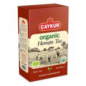 Turkish Hemsin Organic Black Tea