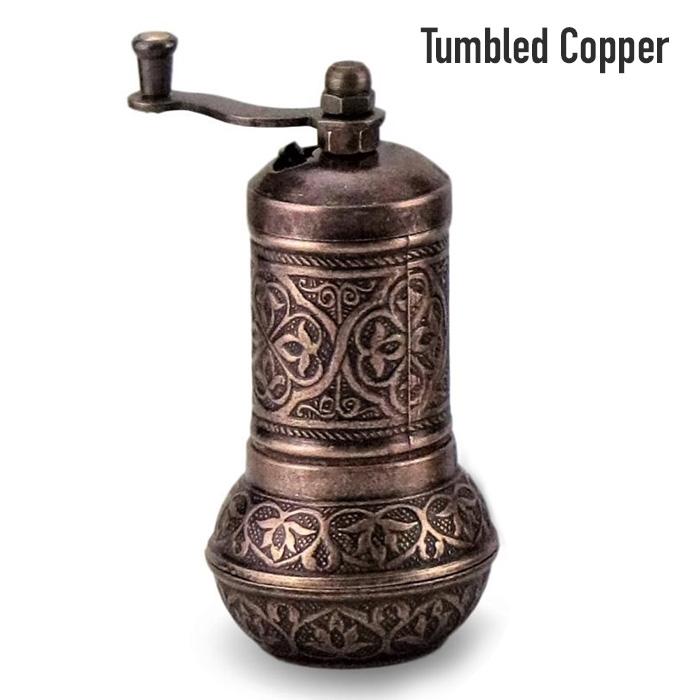 Turkish Cast Pepper Grinder & Mill - Ases