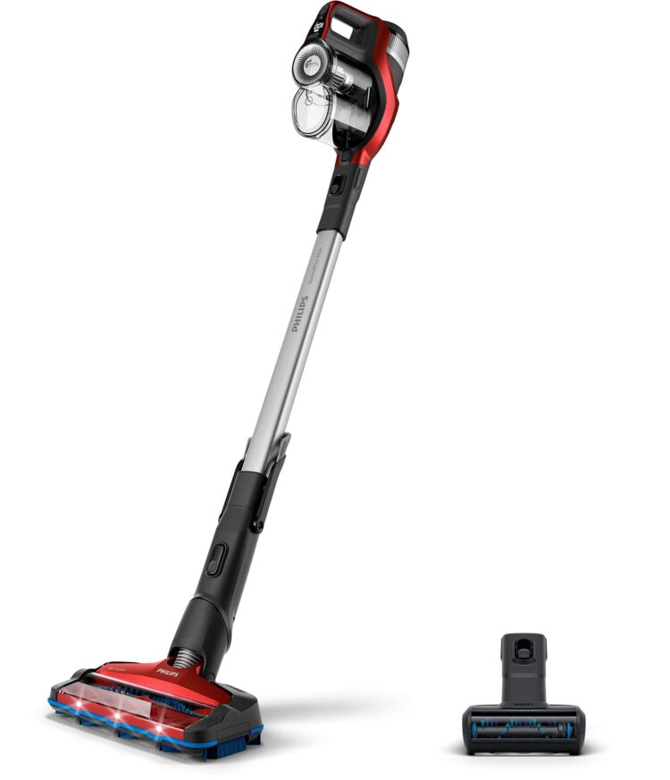 SpeedPro Max Wireless Rechargable Upright Vacuum Cleaner - Philips