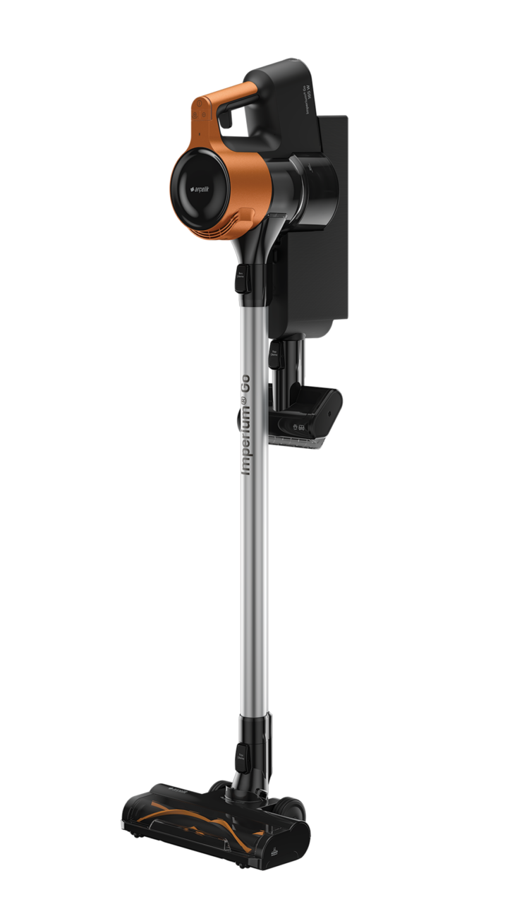 Imperium Go SD 9041 Wireless Rechargable Upright Vacuum Cleaner - Arçelik