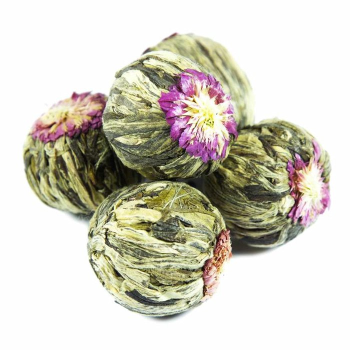 Turkish Jasmine Blooming Flower Ball - Natural Herbal Tea