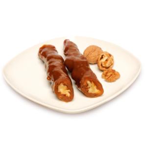 Turkish Dried Fruit Pulp with Walnut - Sausage Best Quality