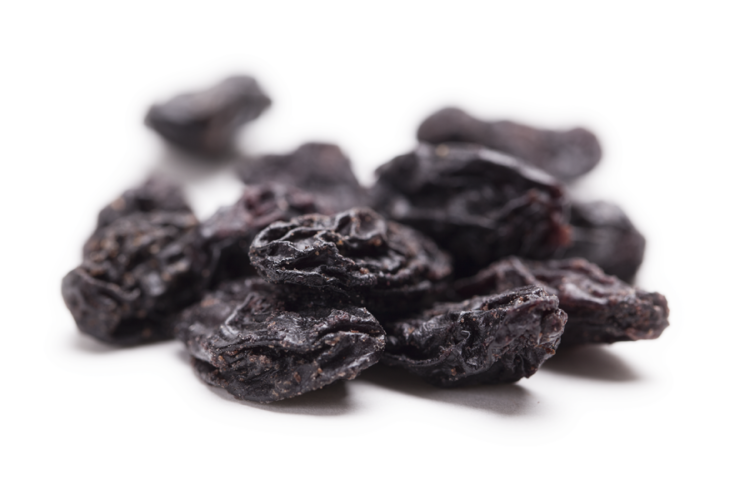 Turkish Black Raisins (with Seeds)