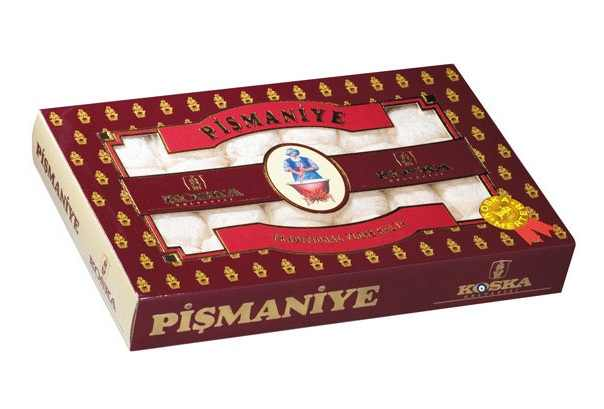 Turkish Traditional Floss Halva - Pişmaniye (Plain)
