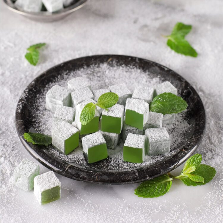 Turkish Delight (Mint Flavored) - İkbal
