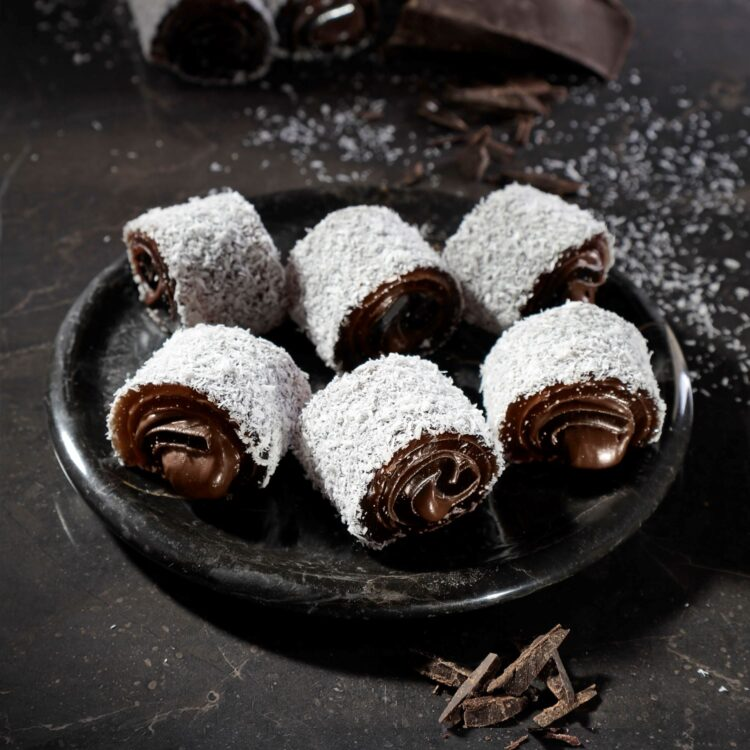 Turkish Delight Sultan (Coconut Coated with Chocolate) - İkbal