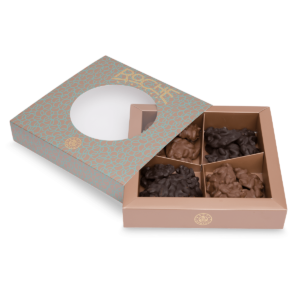 Turkish Roche Chocolate with Pistachio (Milky and Bitter) - Kahve Dünyası
