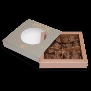 Turkish Roche Chocolate with Pistachio (Milky Chocolate) - Kahve Dünyası