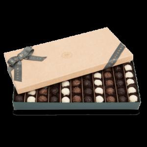 Turkish Truffle Chocolate Premium Box - Kahve Dünyası